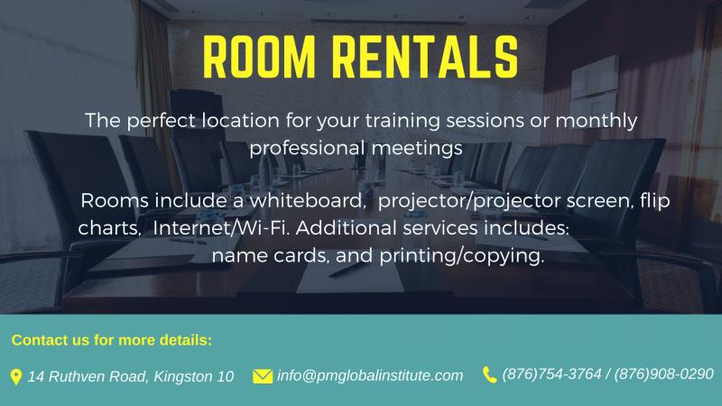 PMGI rooms